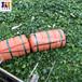 咸宁直径30公分两半片螺栓固定式挂网拦污浮筒价格预算