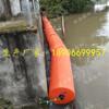 威海河道拦截漂浮垃圾专用浮筒式拦污排串联式拦污排哪里有?