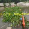 温州河道拦截漂浮垃圾专用浮筒式拦污排串联式拦污排哪里有?