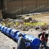 济南拦污浮体拦污浮筒拦污索PE材质厂家哪里有?