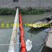 韶关水电站专用拦污浮筒塑料拦污排浮筒式拦污栅哪里有?