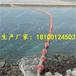 黄冈河道拦污浮筒可挂网拦截水面垃圾哪里有?