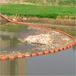 广元核电站进水口拦污排海围栏浮筒警示浮筒