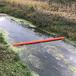 抚州拦污浮筒水面活动式塑料拦污栅