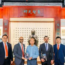 新加坡金砖艺术品交易所上市广州得米科技携手广东佛山未来名耀文交所跨国快速交易变现