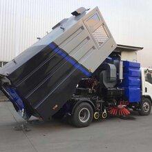 国五排放压缩垃圾车整车具有压缩比高装载量大密封性好操作方便安全可靠外形美观等优点