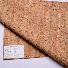 英富軟木箱包碎花彩色軟木紙葡萄牙軟木布革軟木布料批發廠家圖片