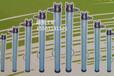 韩城顺贸悬浮式矿用单体液压支柱DWX-100缸径系列