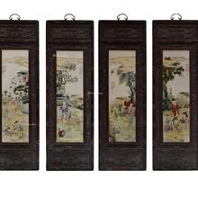 王大凡瓷板畫鑒定交易價格,四川專業古董瓷器鑒定交易中心地址圖片