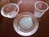 一次性航空水晶餐具优势