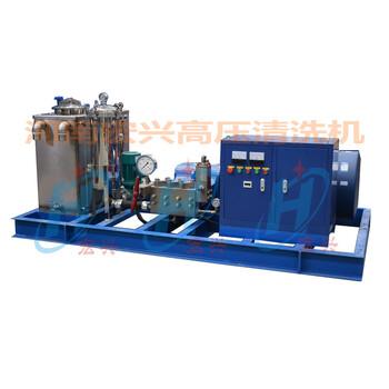 700公斤切割高压水刀清洗机市政下水管道清洗机