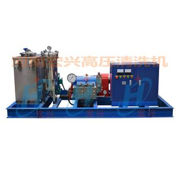 700公斤高压水流清洗机钻井管道疏通机