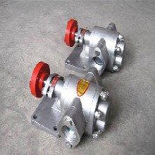 不锈钢齿轮油泵材质和应用范围