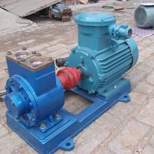 圆弧齿轮泵的泄漏、维修处理方法