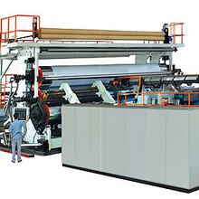 高产宽幅土工膜/防水卷材生产线