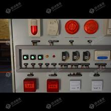 火灾报警实训台-消防教学设备,消防实训台,消防实训设备图片