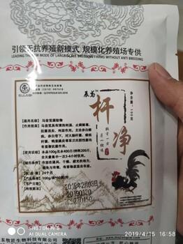 鸡鸭鹅大肠杆菌治疗用药-杆净