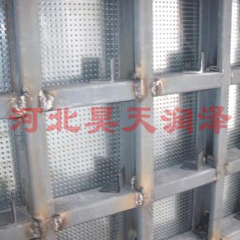 防爆泄压墙抗爆板防爆板河北厂家专业生产设计安装