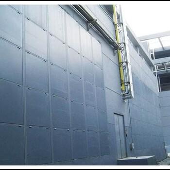 河北昊天泡沫混凝土复合墙板泄爆墙,专业生产定做防爆抗爆板厂家