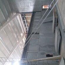 河北昊天纤维水泥复合钢板抗爆防爆墙生产厂家图片
