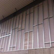 膨石轻型墙板泄爆墙,纤维增强水泥板泄爆墙,河北昊天润泽生产厂家图片