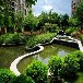 供甘肃白银园林绿化和兰州园林景观承包