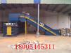 济南半自动废纸打包机cy-150t液压泵站价格定制