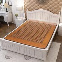 天津电气石床垫生产厂家批发网面电加热电气石磁床垫