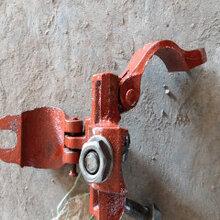 非標架子管建筑扣件抗脫能力強非標腳手架扣件重量圖片