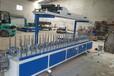济南铝塑型材包覆机厂家BF-300A铝塑型材包覆机生产厂家林木机械多年行业经验
