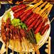 美食節小吃店專用長沙冬瓜山香腸批發肉蜀黍冬瓜山香腸批發