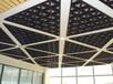 仿木纹铝格栅吊顶仿木纹铝格栅吊顶价格_仿木纹铝格栅