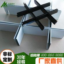 铝格栅知名格栅天花吊顶生产厂家图片