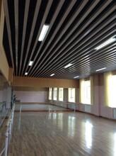 广州铝方通弧形铝单板_铝天花_木纹铝单板_幕墙铝方通图片