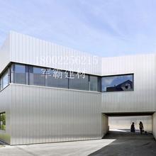 幕墙铝单板镂空铝单板氟碳3mm铝单板幕墙厂家图片