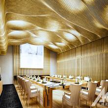 惠州铝方通吊顶规格图片