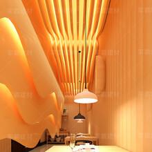 惠州弧形铝方通吊顶厂家定做图片