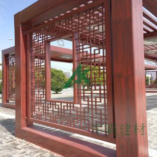 湛江铝窗花厂家图片1