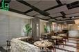 昆明北京路668号摩玛艺术造城简约美发店装修设计案例