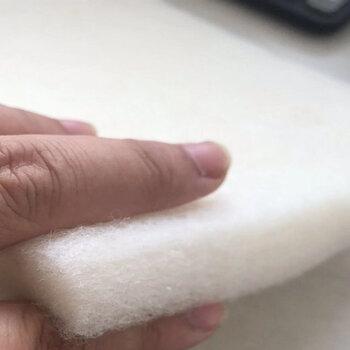 羊毛毡羊毛针刺毡床垫夹层羊毛棉