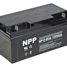 耐普蓄电池12v120an大中小型UPS电源通讯设备专用图片