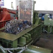 济南废金属打包机160吨,PLC操作价格单