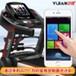 亿健跑步机005A/868D家用跑步机电动多功能可折叠跑步机批发