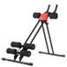 小型健身器材家用健腹器可折叠减肥瘦身锻炼腹肌美腰机