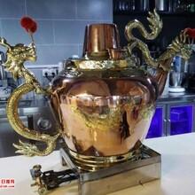 莲子粥大铜壶价格及莲子粥的制作方法图片