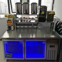 南阳奶茶操作台哪里有售,不锈钢奶茶操作台保质保量