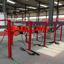加工单轨吊运输系统红柳林矿煤矿用液压电缆拖运车图片