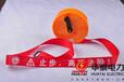 我公司专业生产地为锦纶材质警示带,盒式安全警示带、卷式安全警示带