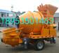 烟台大都重工50泵混凝土搅拌拖泵大粒混凝土输送拖泵地泵