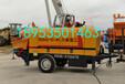 烟台大都重工30泵地暖施工专用大粒混凝土输送泵拖泵细石混凝土输送泵